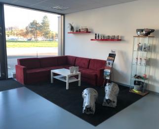 KAPS Brno office