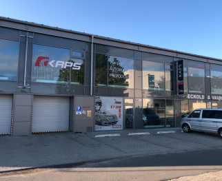 KAPS Brno office 2