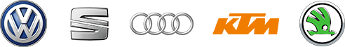 Volkswagen / Seat / Audi / KTM / Škoda